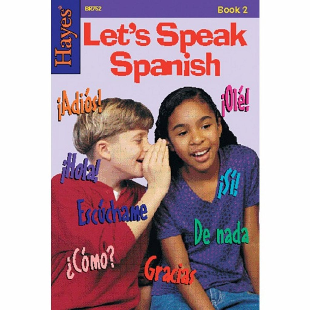 Vamos A Hablar Espanol! (Let's Speak Spanish!) Series - Book 2 (Pack of 10)