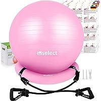 HBselet piłka gimnastyczna, piłka do siedzenia, piłka gimnastyczna, piłka do medycyny, piłka do ćwiczeń z taśmami…