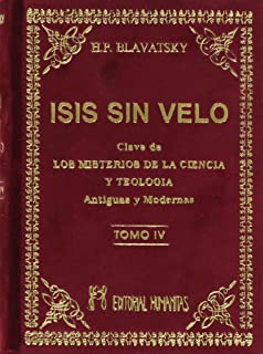 Isis Sin Velo IV (Spanish Edition)