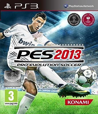 Pro Evolution Soccer 2013 (PS3)  Amazon.co.uk  PC   Video Games 6a1d44b1b99b2