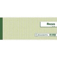 """Carnet a souche""""recus"""" 10,5x16,5cm - 50 feuillets"""
