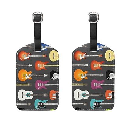 COOSUN De color acústica y guitarras eléctricas del fondo Etiquetas ...