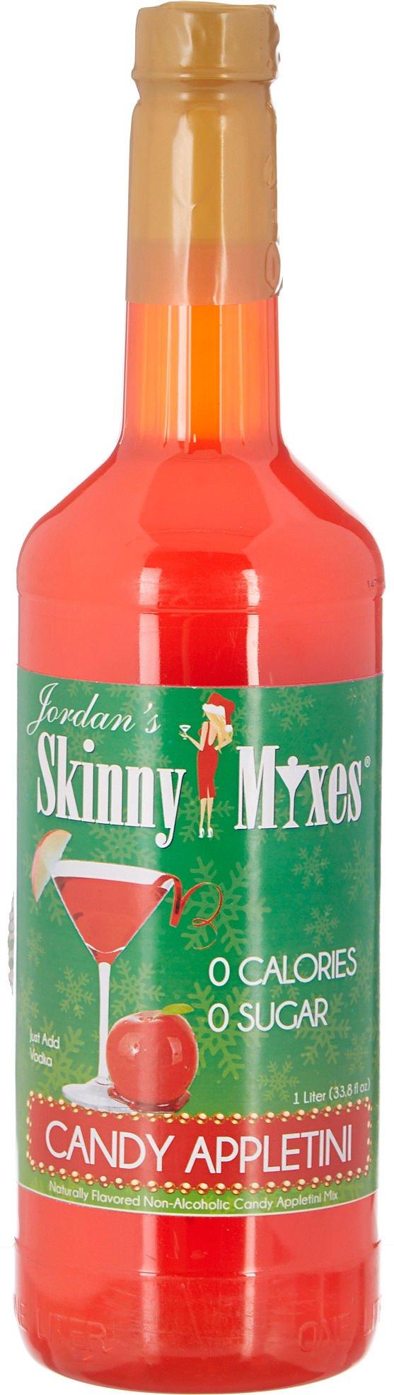 Candy Appletini- Jordan's Skinny Mixes