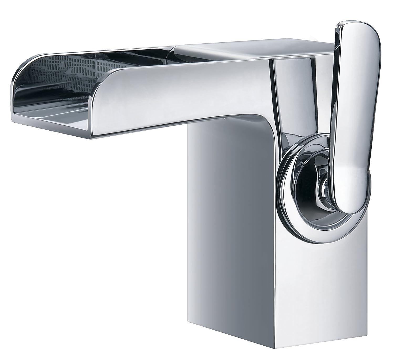 Artos F801-1CH Kascade Lavatory Faucet, Chrome - Touch On Bathroom ...