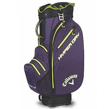adidas CG Bg CT Hyper Dry Bolsa para Carrito de Golf, Unisex Adulto, Purpura/Verde/Blanca, Talla Única: Amazon.es: Deportes y aire libre