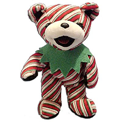 GRATEFUL DEAD BEAR CANDYMAN: Toys & Games
