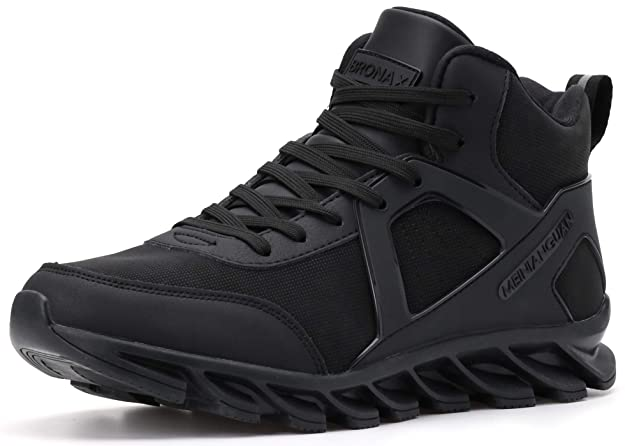 Bronax Light Basketball Shoes With Ankle Support