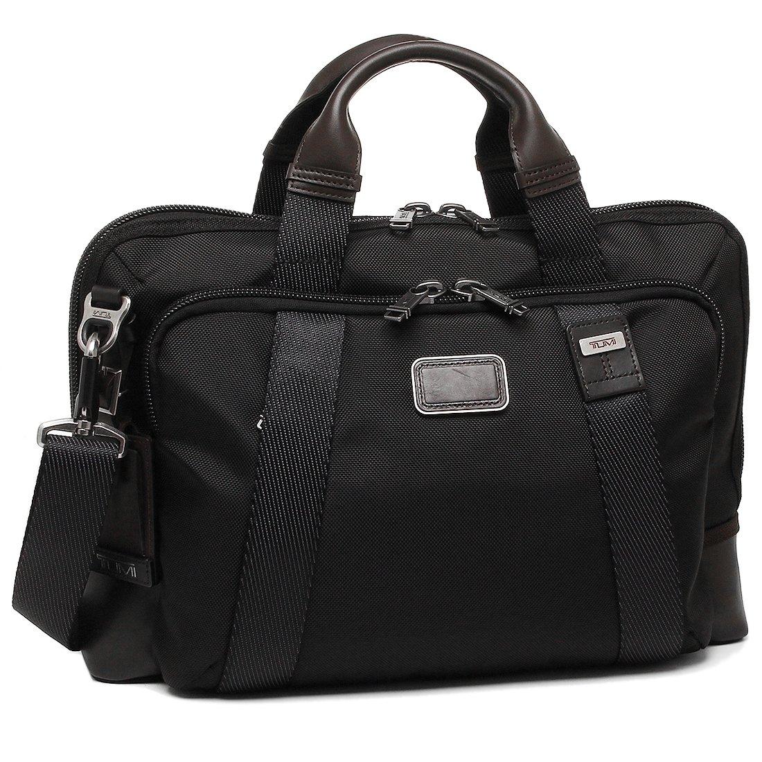 [トゥミ] ビジネスバッグ メンズ TUMI 222642 HK2 ブラック [並行輸入品]   B075KTSYSM