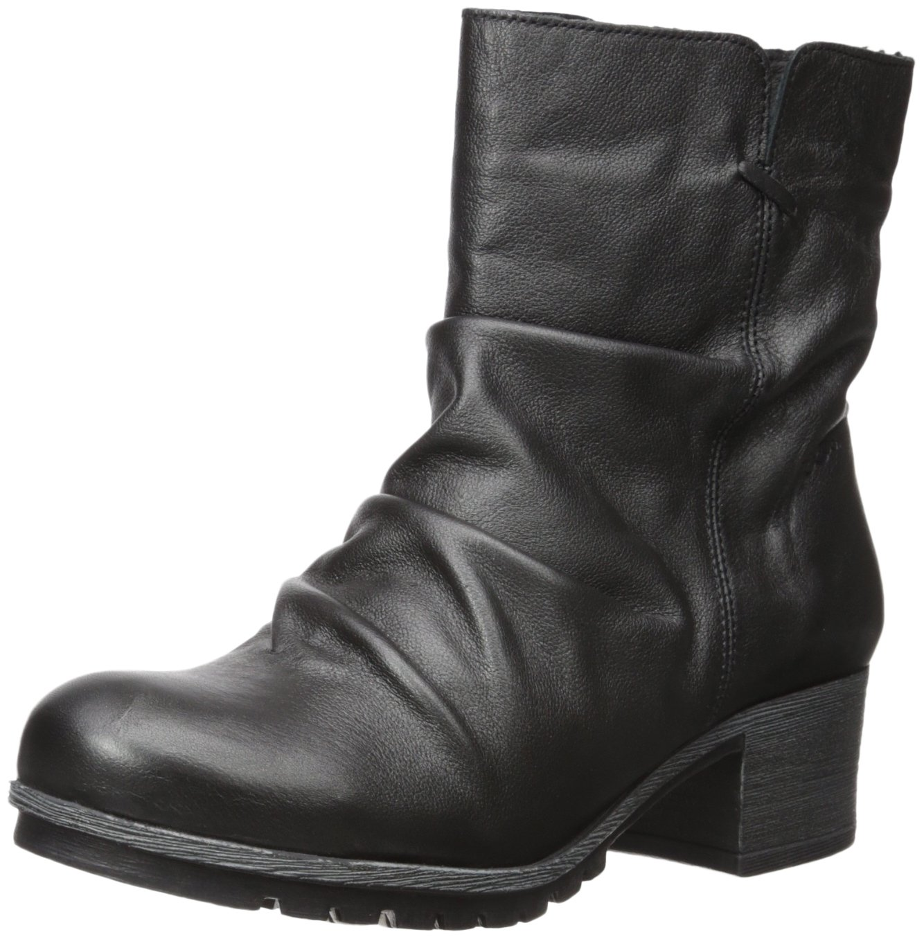 Bos. & Co.. Women's Madrid Boot B01DDOMEPI 40 EU/9-9.5 M US|Pewter Miami Leather