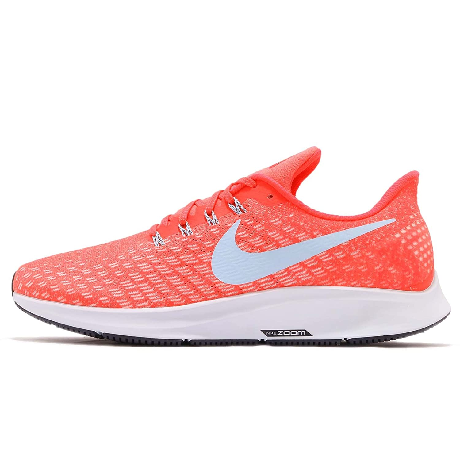 Amazon.com | NIKE - Air Zoom Pegasus 35-942851600 - Color: White-Red-Grey - Size: 15.0 | Athletic