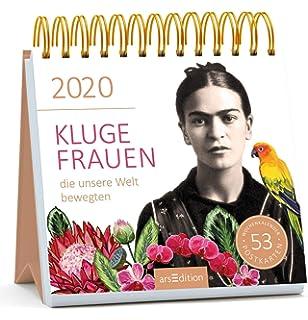 Frida Kahlo 2020. Kunstkarten-Einsteckkalender: Amazon.es ...