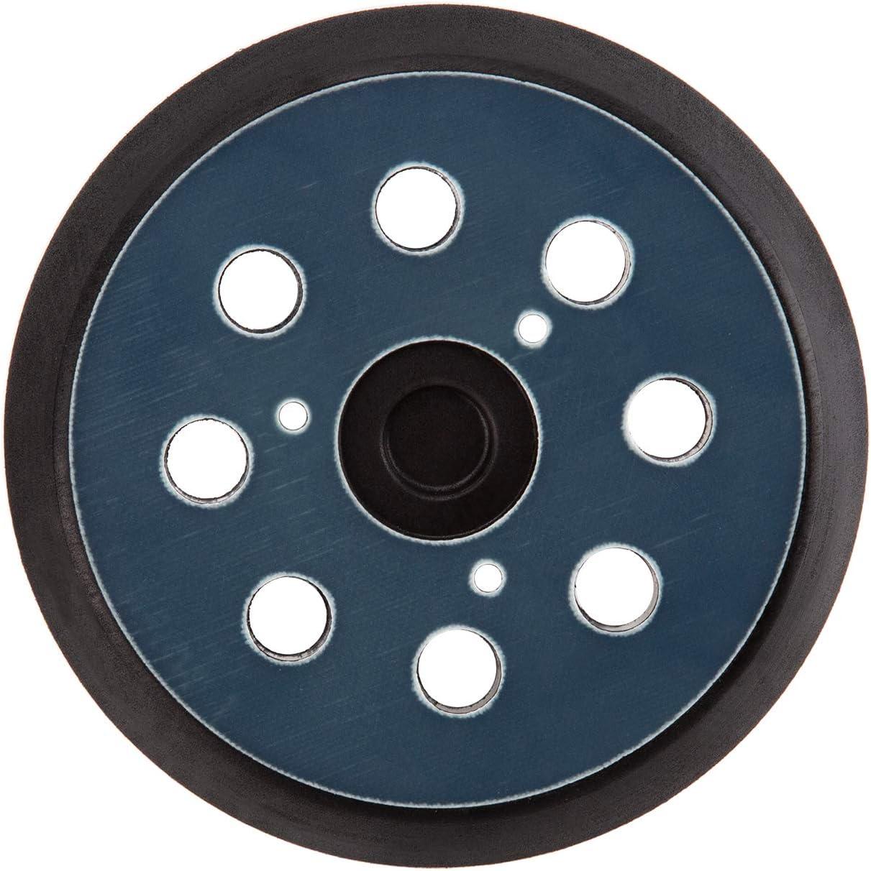SAVITA 5 Inch 8 Hole Sander Pad Replacement Pad for DeWalt D26451,151281-08, DW4388, Makita 743081-8, 743051-7, Porter Cable - Fits DW421/K, DW423/K, Makita BO5010, BO5030K, Porter Cable 390K 382 343