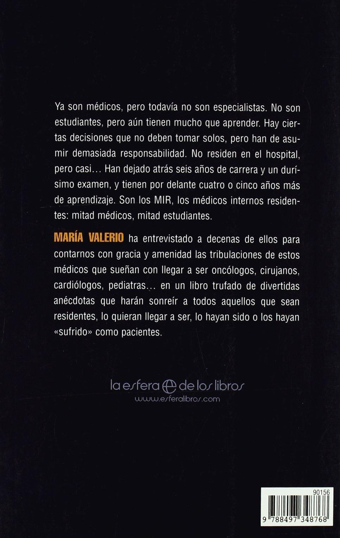 Anatomia De Un Mir Amazon Es Maria Valerio Sainz Libros