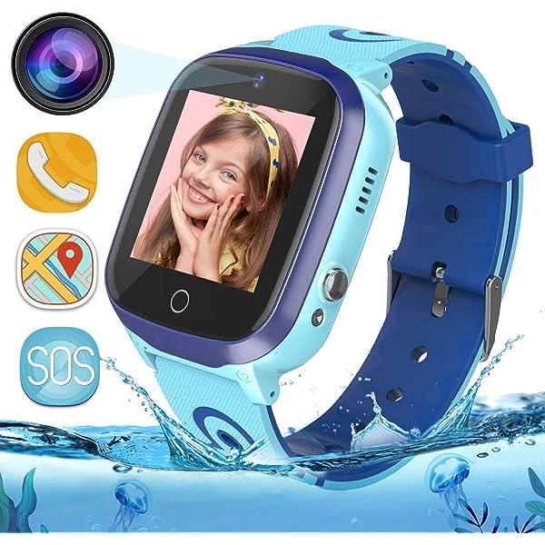 MeritSoar Tech GPS Smartwatch para Niños: Amazon.es: Electrónica