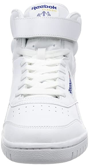 d7aff586d0d Reebok Ex O Fit Hi Men s High Rise Hiking Shoes  Amazon.co.uk  Shoes   Bags
