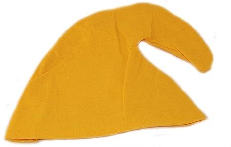Nano cappello per bambini - Nano cappello - giallo  Amazon.it ... 9b63cdb890ae
