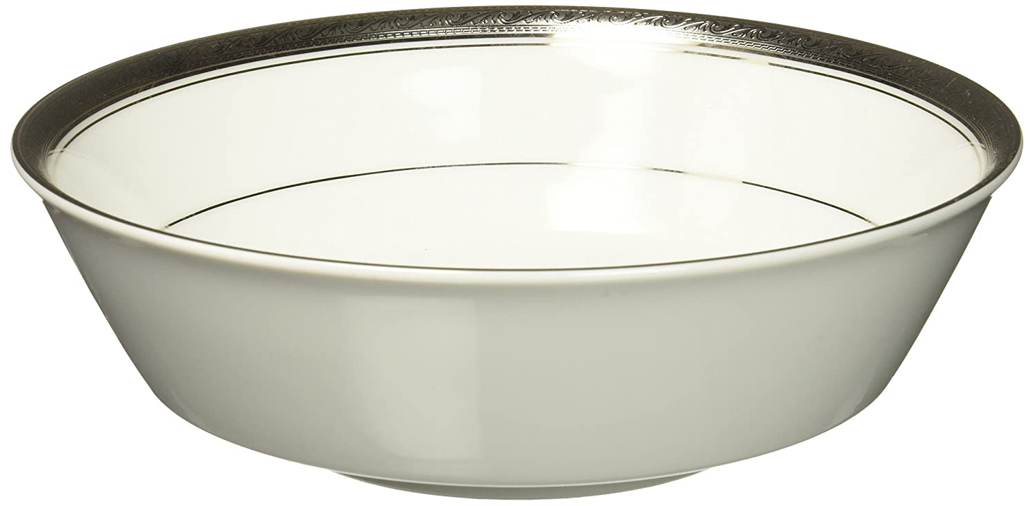 Noritake Crestwood Platinum Round Vegetable Bowl 4166-426