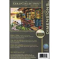 Dimensiones Cabina Vista Oro Colección de Punto