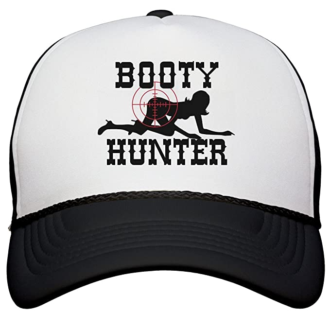 96ebb99c4ad84 Amazon.com  Booty Hunter Trucker Hat  Snapback Trucker Hat  Clothing