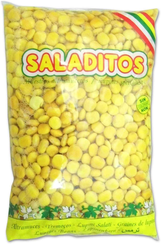 Saladitos Altramuces - 3kg: Amazon.es: Alimentación y bebidas