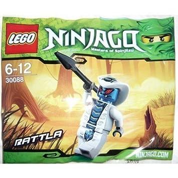 LEGO Ninjago: Rattla Establecer 30088 (Bolsas): Amazon.es ...