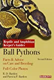 Ball Pythons (Reptile and Amphibian Keeper's Guide)