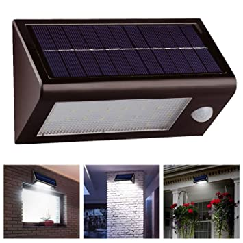 Solalite 400 lumens 32 led smd solar powered rechargeable pir solalite 400 lumens 32 led smd solar powered rechargeable pir motion sensor security light aloadofball Image collections