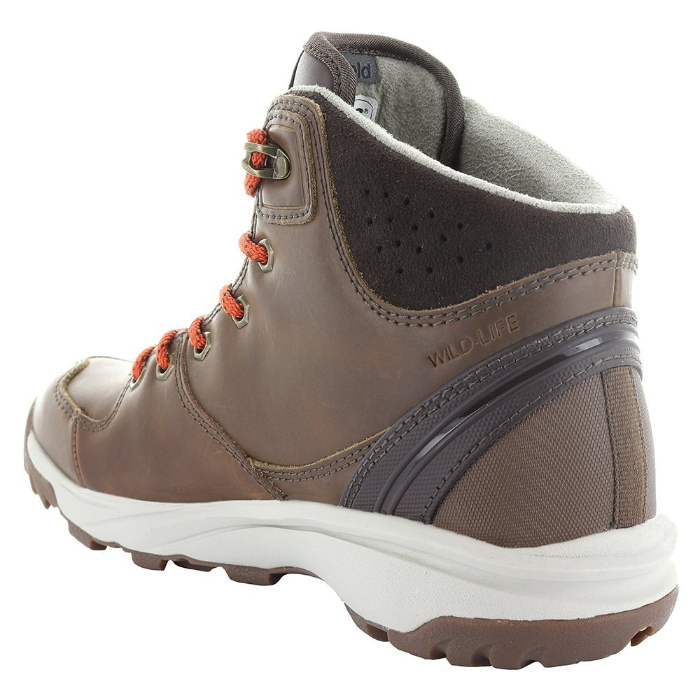 Hi-Tec Women's V-Lite Wildlife Lux Mid I 7.5 Waterproof Backpacking Boot B01MXV5L7X 7.5 I B(M) US|Brown 2d451d