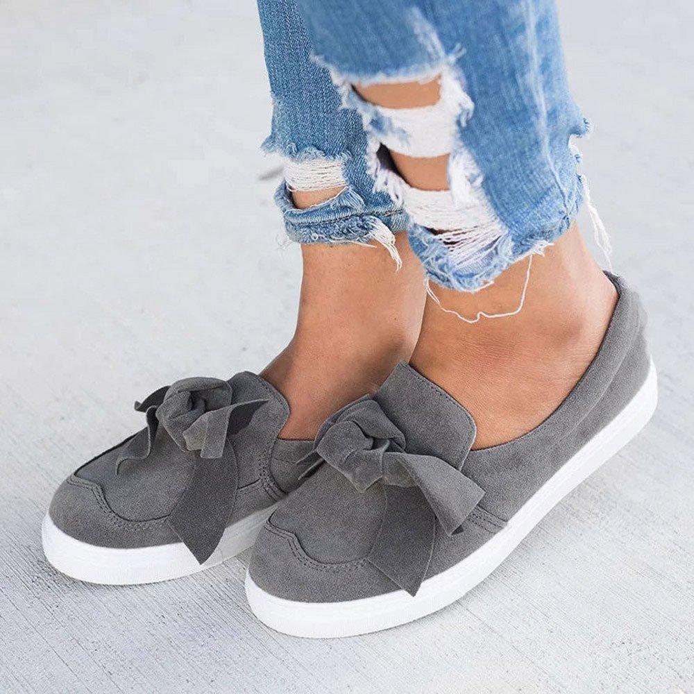 wholesale new york sale retailer Amazon.com: Women's Slip On Shoes,LuluZanm Sale! Ladies ...