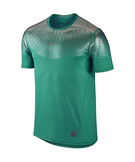 ec9673d78054 Nike Men`s Pro Hypercool Dri-FIT Max Short Sleeve Training Top at Amazon Men s  Clothing store