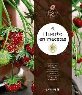 Huerto urbano Larousse - Libros Ilustrados/ Prácticos - Ocio Y ...