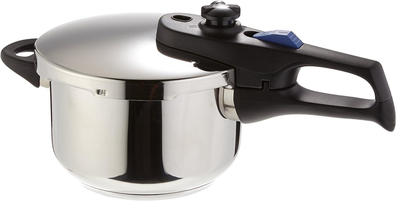 Elo Praktika XS - Olla a presión pequeña (2,7 litros), color ...