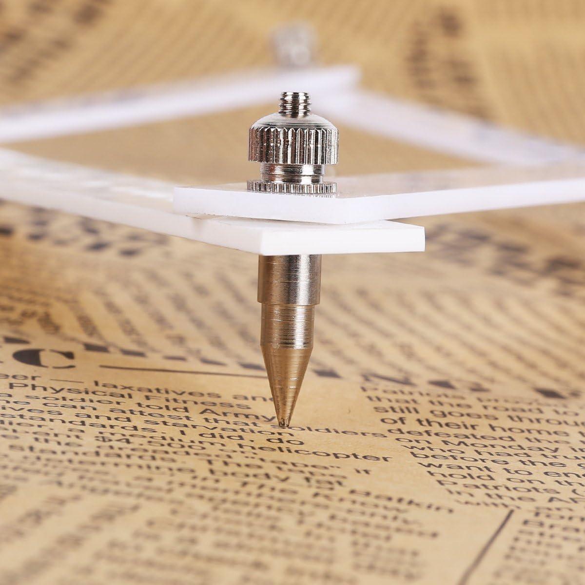 34CM Pantograph Pantograf Storchenschnabel  vergrößern kopieren verkleinern Weiß