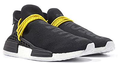 91522d333 Image Unavailable. Image not available for. Colour  Adidas x Pharrell NMD - Human  Race - Black - Size UK 7- Brand New