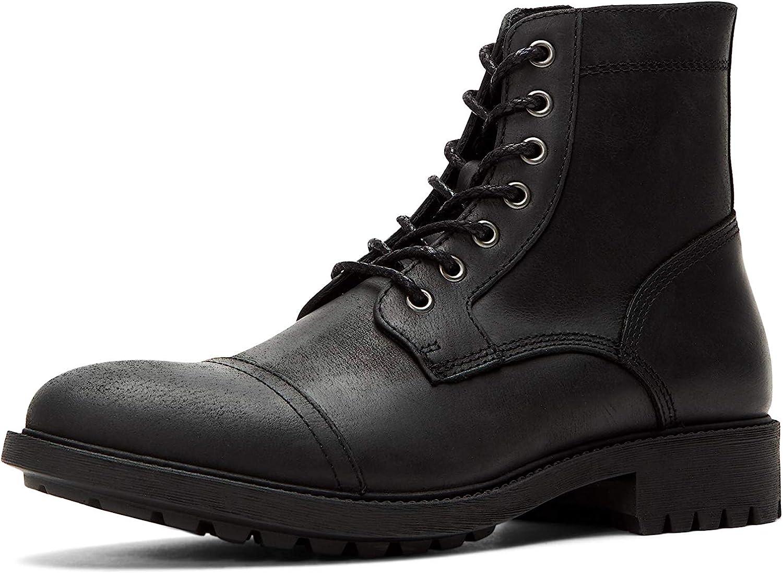 Cody Lace Up Fashion Boot