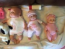 JC toys baby doll