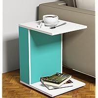 HOMIDEA Bono Table d'appoint -Table Basse - Bout de Canapé - Table café Moderne dans Un Design à la Mode