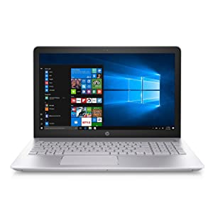 2018 HP Pavilion 15.6 Inch Notebook Laptop Computer (Intel Core i7-8550U 1.8GHz, 16GB DDR4 RAM, 512GB SSD, B&O Play Dual Speakers, NVIDIA GeForce 940MX 4GB, HD Webcam, Windows 10)
