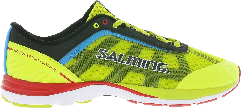 Salming Distance Zapatillas de deporte para hombre, color verde ...