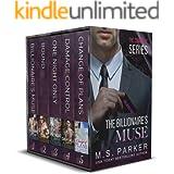 The Billionaire's Muse Complete Series Box Set