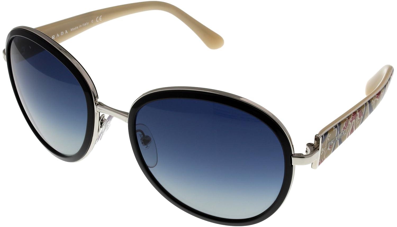 a3d9dcd8df Amazon.com  Prada Sunglasses Womens PR51N 1BC8Z1  Clothing
