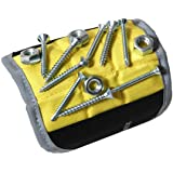 Magnelex Magnetic Wristband for Holding Tools, Screws, Nails, Bolts, Drilling Bits. Unique Gift for Men, Father/Dad, Husband,