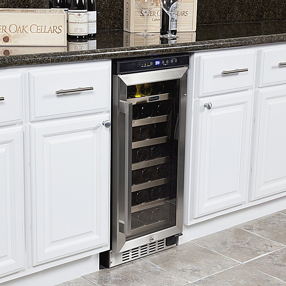 Whynter BWR 33SD Bottle Built Refrigerator Image 2