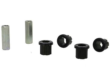 Nolathane REV214.0000 Black Transmission Shifter Stabilizer Bushing Set D Series Engines