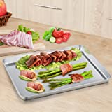 Toaster Oven Pan, P&P CHEF Stainless Steel
