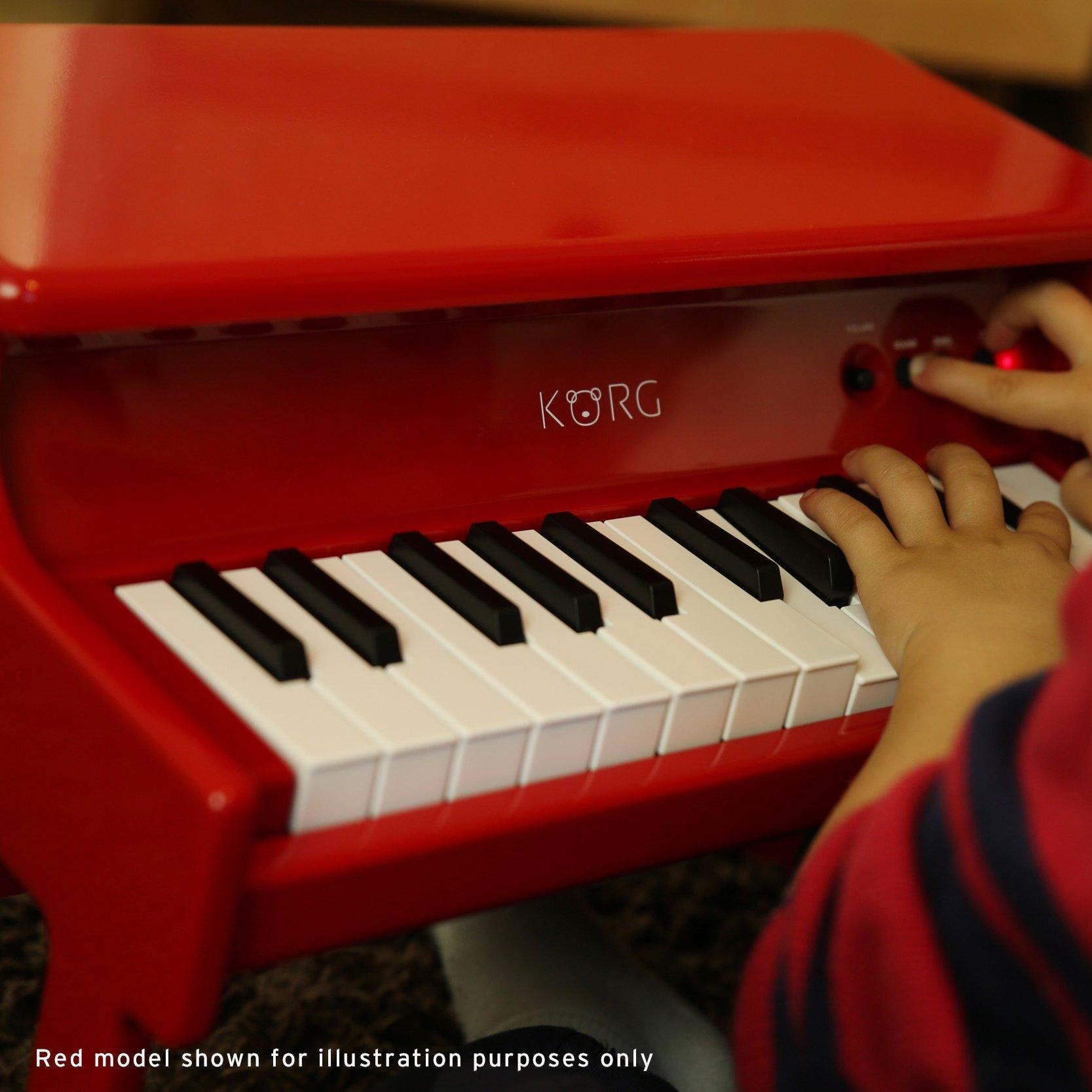 Korg Tiny Piano White by Korg (Image #12)