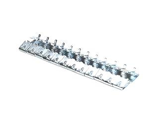 True 912145 Shelf Clip Kit (Pack of 24)