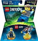 LEGO Dimensions, LEGO City Fun Pack