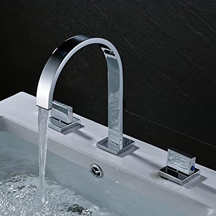 up with bathroom cl glass and vessel faucets faucet waterfall kraus matching pop disk single drain pu handle tub bathtub hole clear vintage lever kraususa kgw moen