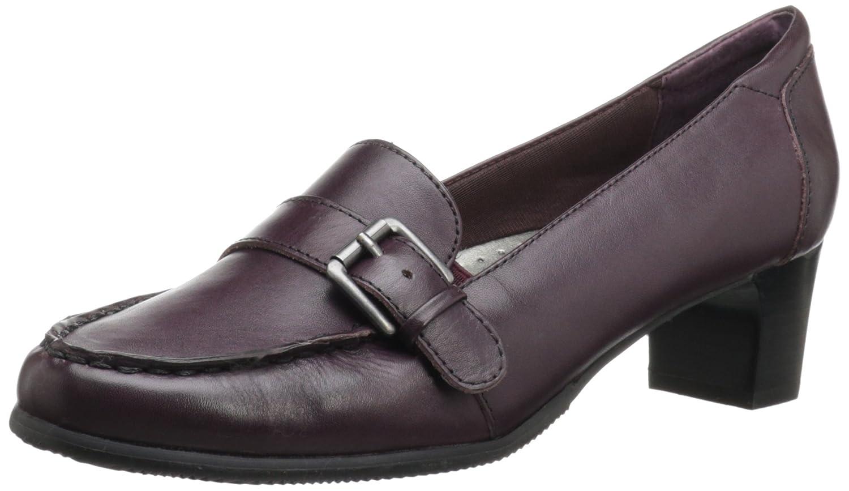 Trotters Gwen - Mocasines para mujer rojo Oxblood, color rosa, talla 38.5: Amazon.es: Zapatos y complementos